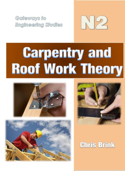 Carpentry and Roof Work Theory N2 Cover